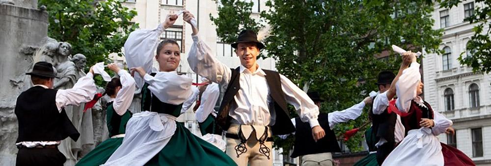 карнавал в венгрии